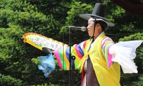 Daegwallyeong Sanshinje hero