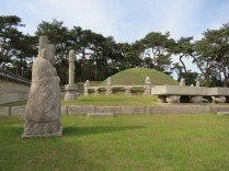 The Yeongneung - tomb of King Sejong the Great and Queen Soheon