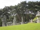King Hyojong's tomb