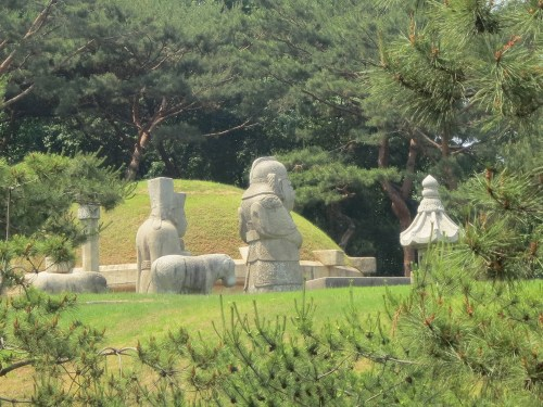 The Jeongneung - King Jungjong's tomb