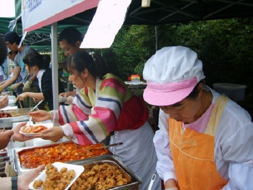 Featured image for post: New Malden Korean Food Festival 2015