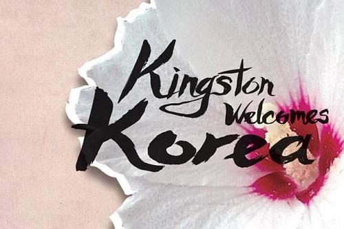 Kingston Welcomes Korea