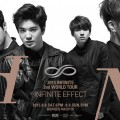 Thumbnail for post: Event news: Infinite returns to London