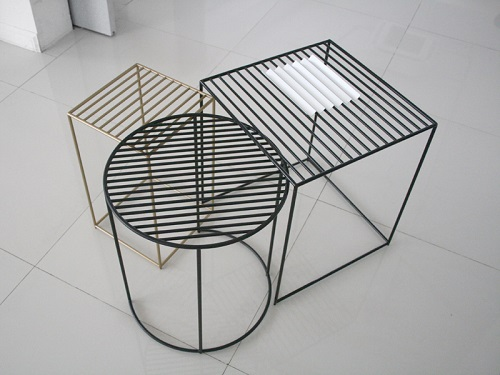 Studio EJ: Layered Table