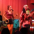 Thumbnail for post: Concert notes: The Barberettes at the Forge, Camden