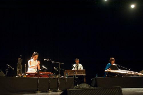 The final number, with Park Jiha showing how quietly she can play the piri