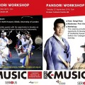 Thumbnail image for Event news: K-Music – the workshops, 21+22 Sept