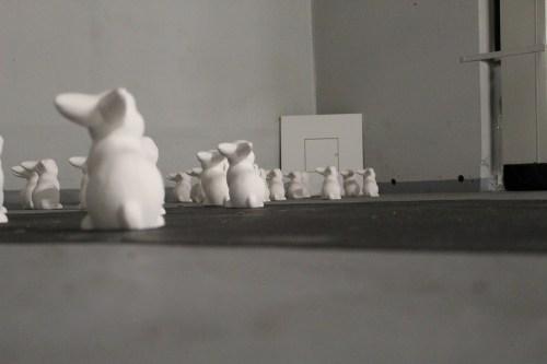 Installation by Kim Hyejin