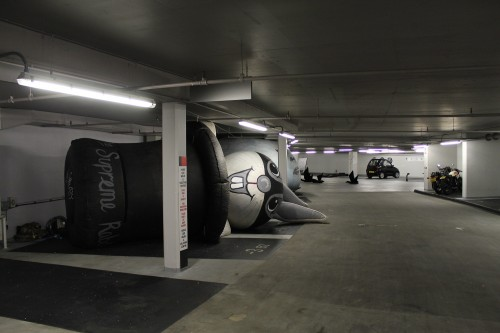 Featured image for post: Exhibition visit: Silent Movies in Q-Park Cavendish Square