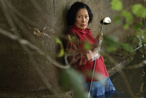 Kim Hye-ja as Mother