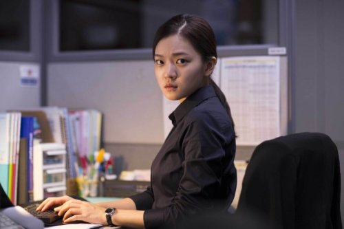 Ko Ah-sung as put-upon intern Lee Mirae