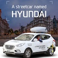 Thumbnail for post: Hyundai Motor celebrates 10 years in UK with London photo mosaic