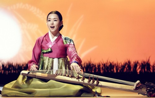 Featured image for post: Event news: EBRD hosts a Korean traditional music concert
