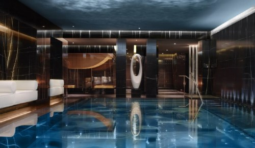 The award-winning ESPA Life spa at the Corinthia