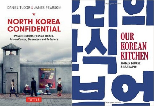 North Korea Confidential and Our Korean Kitchen