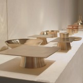 Brass tableware from Kim Soo-young and Cho Ki-sang
