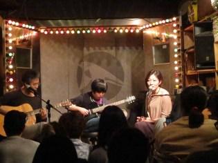 Sogyumo Acacia Band at Jebi Dabang, Hongdae, 5 June 2015