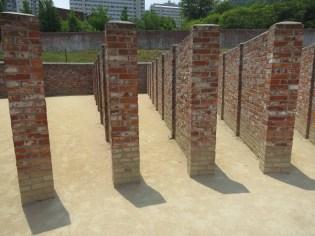 Seodaemun Prison exercise yard