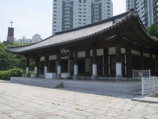 The Independence Hall (Dongnipgwan - 독립관)