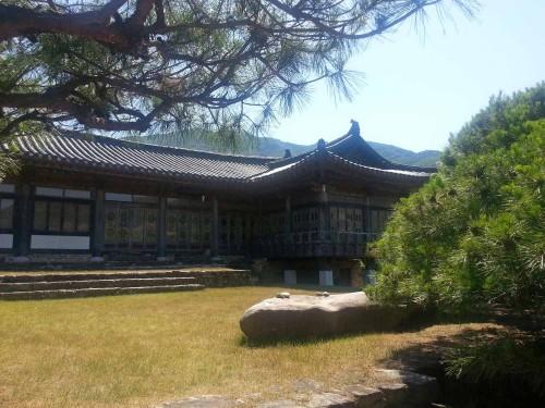 Min Young-ki's house