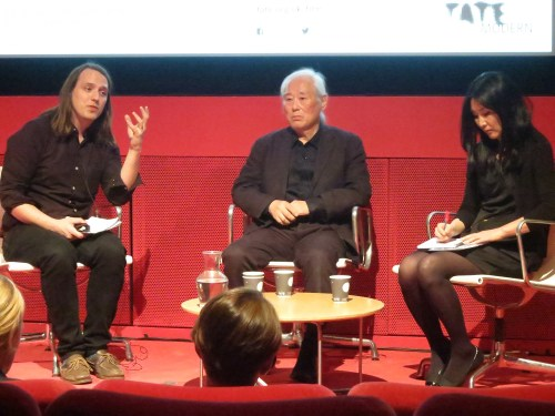 Kim Kulim at Tate Modern, 18 September 2015