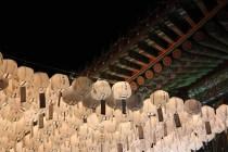 Lanterns at Jogyesa