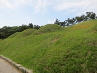 The Royal Tombs in Songsan-ri, Gongju