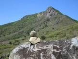 Hwangmaesan's peak