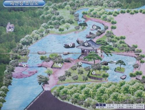Seyeonji map