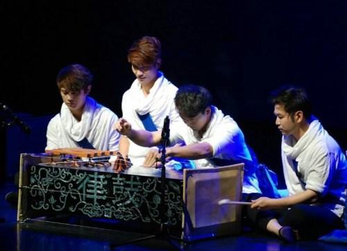 The multi-purpose percussion instrument