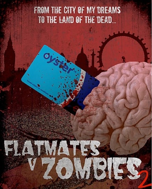 flatmates poster