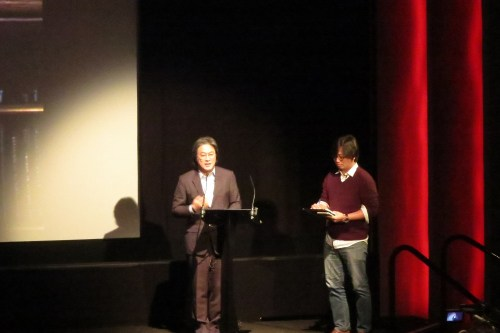 Park Chan-wook introduces Night Fishing at the BFI