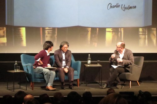 Park Chan-wook Q+A after Night Fishing