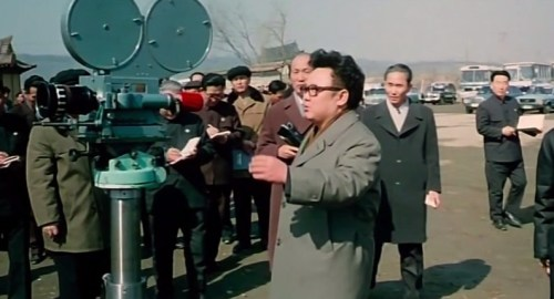 Kim Jong-il provides some on-the-spot guidance