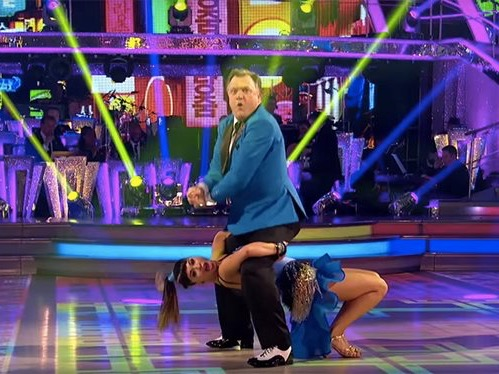 Featured image for post: Gangnam Style remembered on Strictly