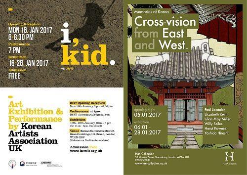Jan exhibitions