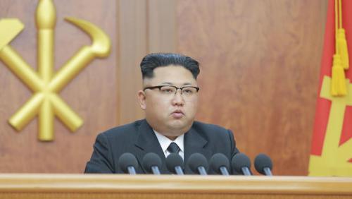 Kim Jung Un New Year Address 2017