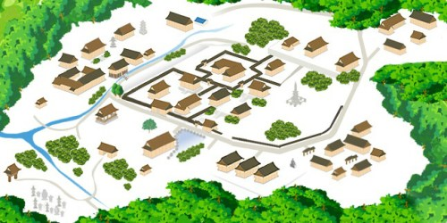 Daeheungsa map