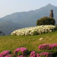 Sancheong's Donguibogam Village - the statue of Heo Jun