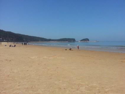 Mallipo Beach on Children's Day