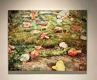 Yeji Kim: Childhood images from encyclopaedia (2012-7)