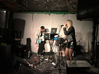 Love X Stereo at the Windmill, Brixton, 15 May 2017