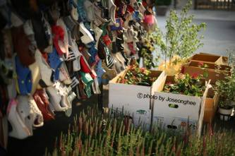 Shoes Tree detail (photo Jo Seong-hee)