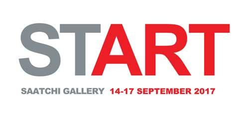 START Art Fair banner