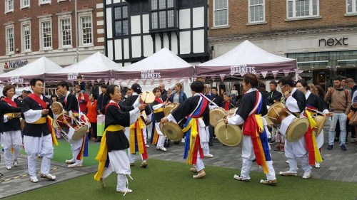 Kingston Korean Festival 2017 (photo: KBCE)