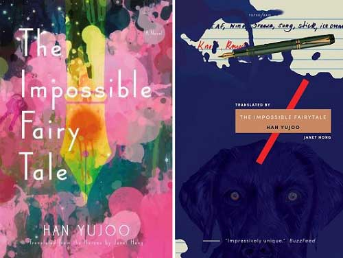 Featured image for post: February literature night: Han Yujoo's Impossible Fairy Tale