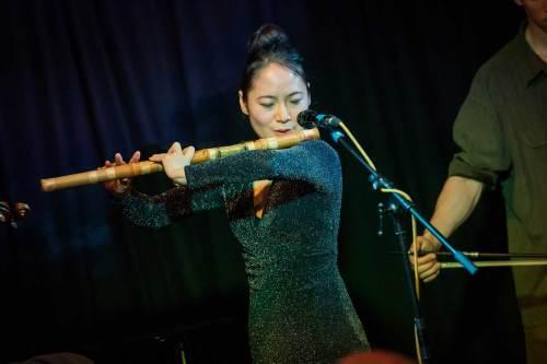 Kim Hyelim during the second set (photo: KCCUK)