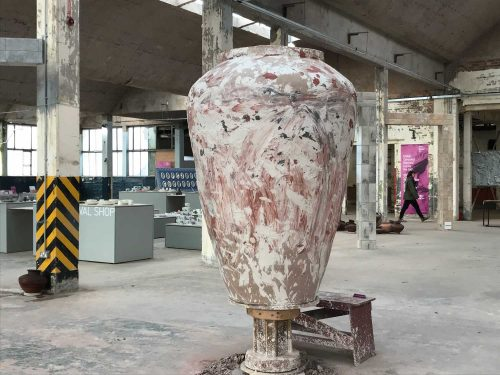Featured image for post: A visit to the British Ceramics Biennial