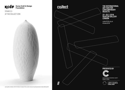 Post image for Korean crafts at Collect 2018