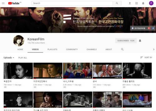 KOFA YouTube Channel